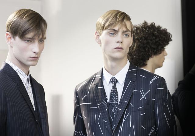 11年Dior男装创意总监离职 Kim Jones 接替