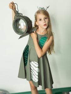 创印象连衣裙