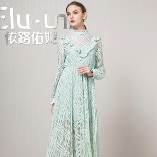 依路佑妮专注女装十多年、100%调换货邀您垂询考察!