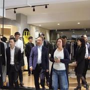 Eall.cz/意澳大事件---中国纺织工业联合会会长孙瑞哲等一行领导莅临到访伊卓公司!