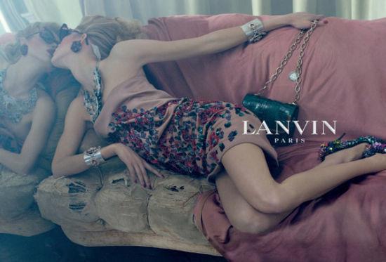 易主后Lanvin迎来首轮调整 品牌CEO创意总监双双出局