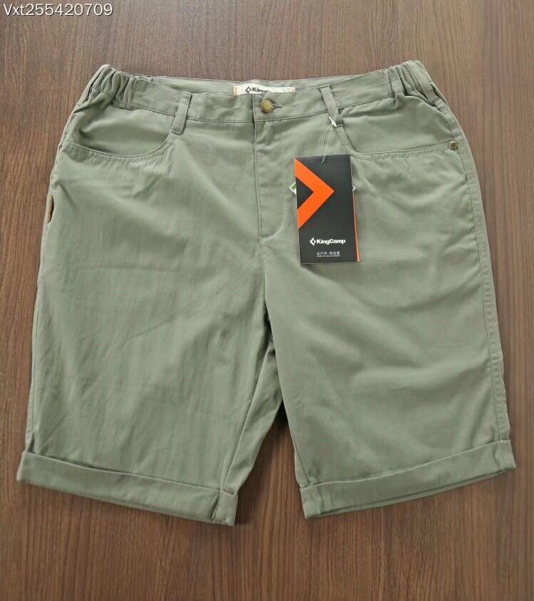 康爾鍵野短褲 功能型面料批發價低