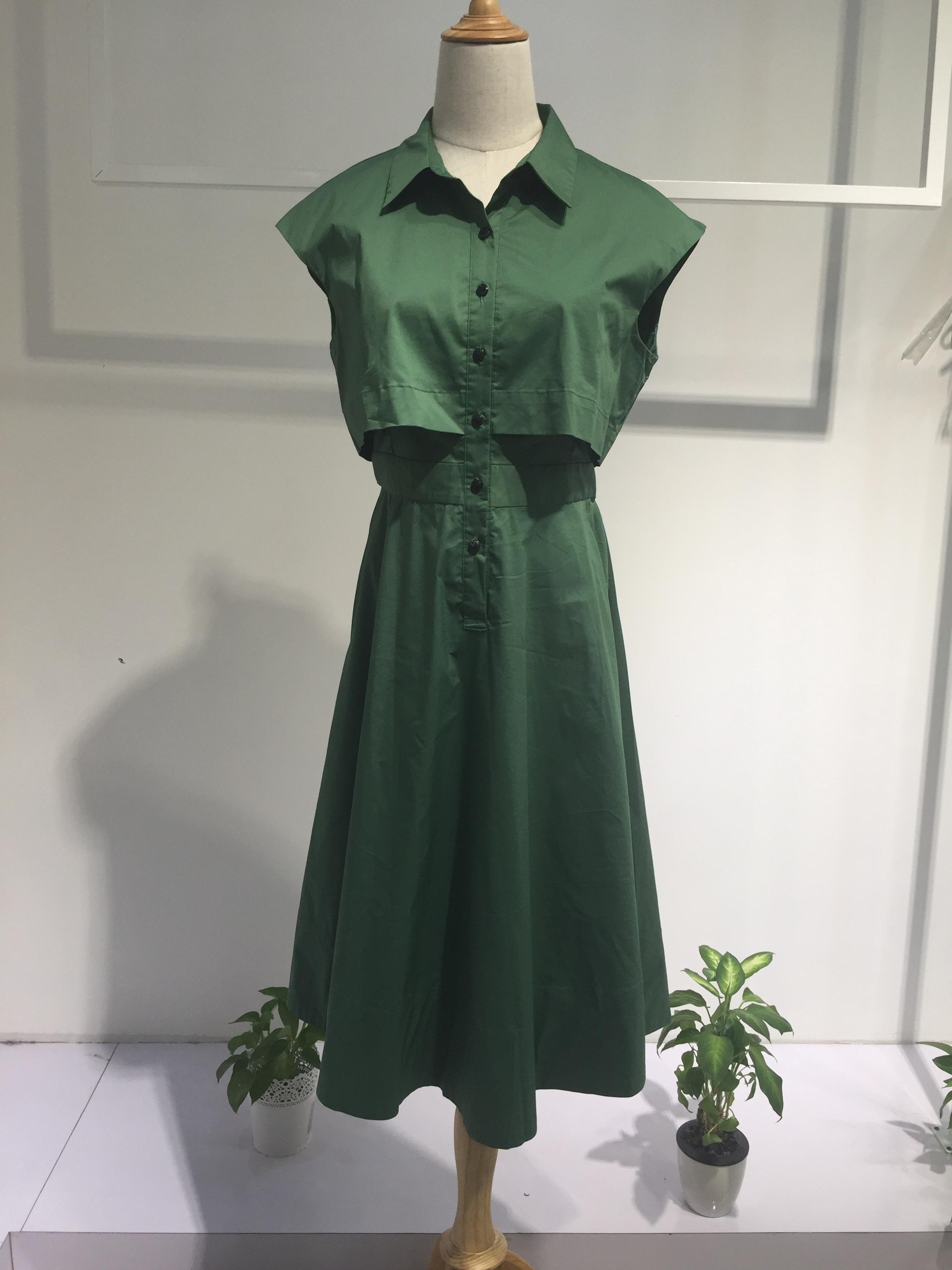 拉素18夏装 杭州一线品牌折扣女装批发