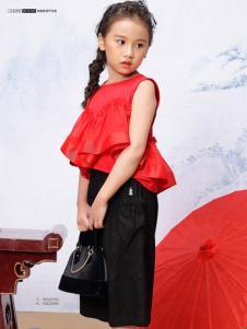 JOJO童装女童18时尚套装