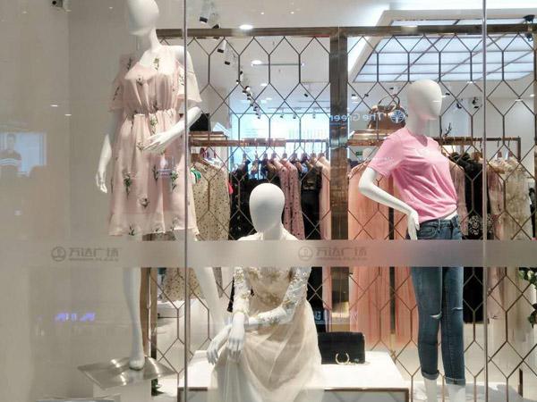 YUSAM雨珊女装店铺展示