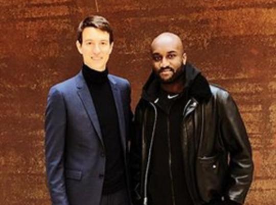 拥抱街头时尚  Louis Vuitton任命新一任男装创意总监