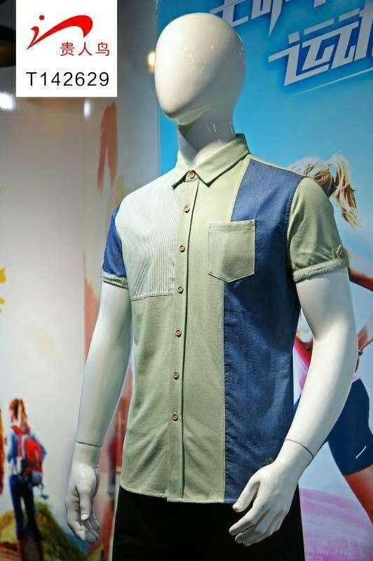 国内一二线运动品牌名牌服装折扣店加盟