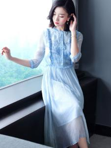 雨珊女装2018连衣裙