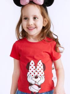 的纯童装时尚新品可爱T