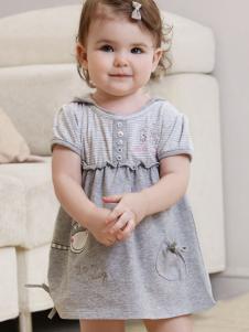 的纯童装时尚新品舒适裙装