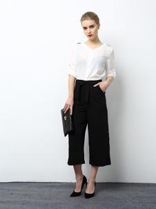 2018春夏装女装白色T恤