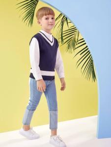 香蕉宝贝童装305639款