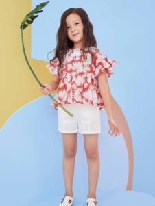 BANANA BABY女童T恤