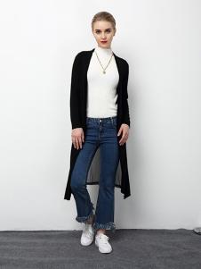2018春夏装女装长款防晒衫