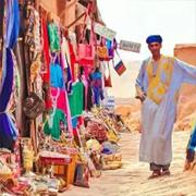 新申亚麻出国门:北非花园摩洛哥,迎来绿色亚麻风