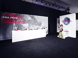 Paul Frank2018年秋冬不重复只颠覆 重新诠释品牌概念