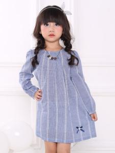 皇后婴儿女童韩版可爱裙子