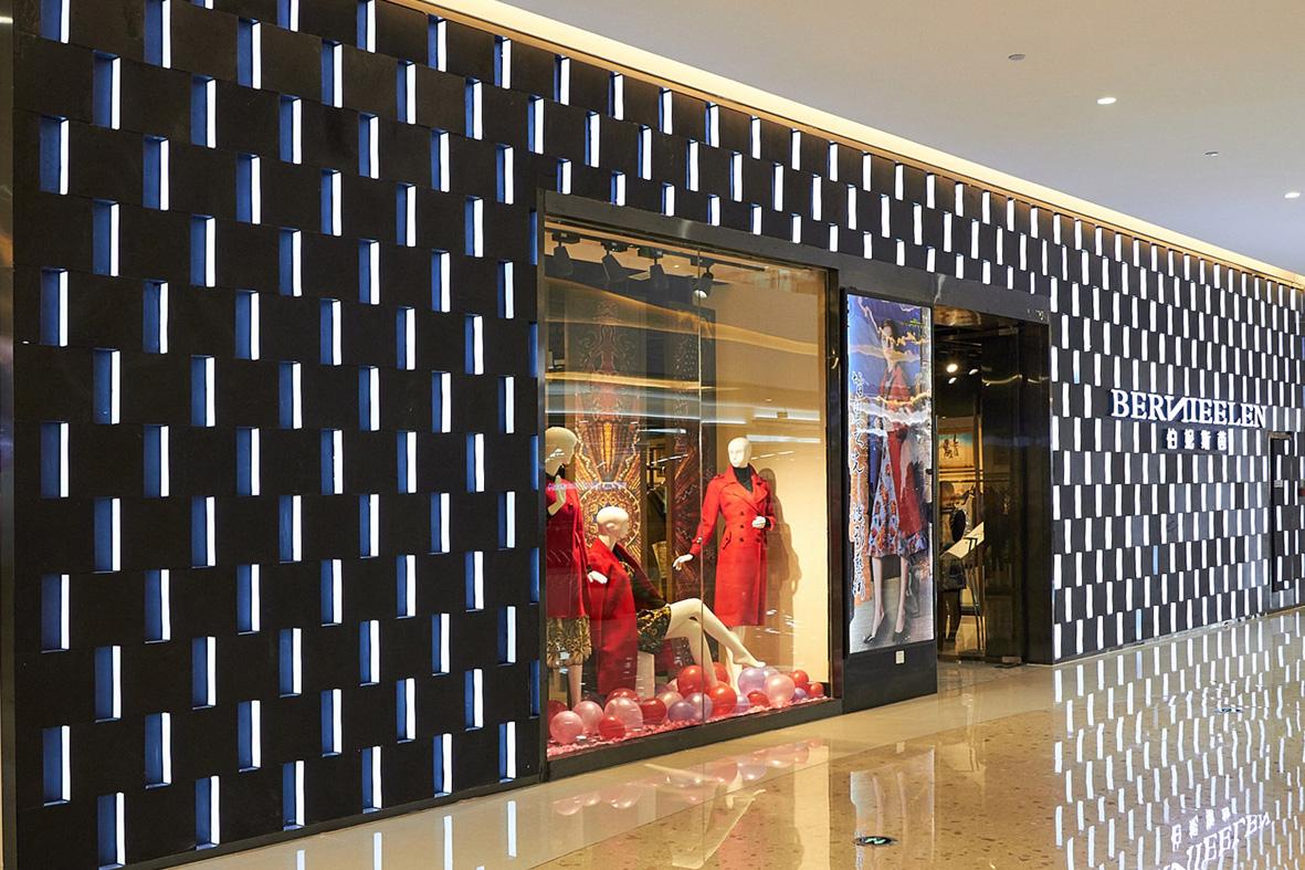 广州亚运城购物中心伯妮斯茵店