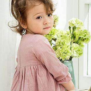 安拉拉童装让时尚与孩子同行