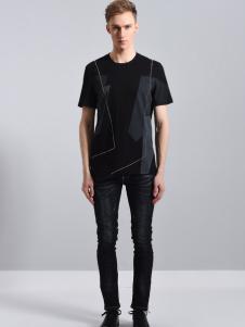 UNKUT恩咖男装18时尚T恤
