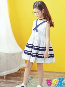 芭乐兔童装18连衣裙