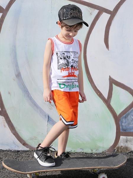 芙丽芙丽男童T恤