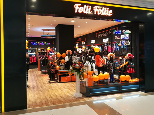 follifollie童装店