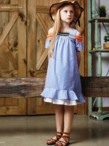 YukiSo女童18甜美连衣裙