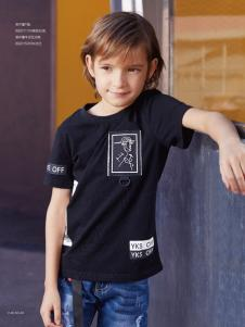 YukiSo黑色T恤18新款