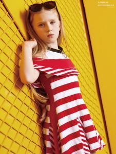YukiSo童装女童18连衣裙