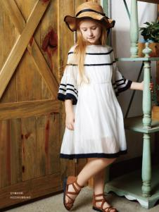 YukiSo女童18时尚连衣裙