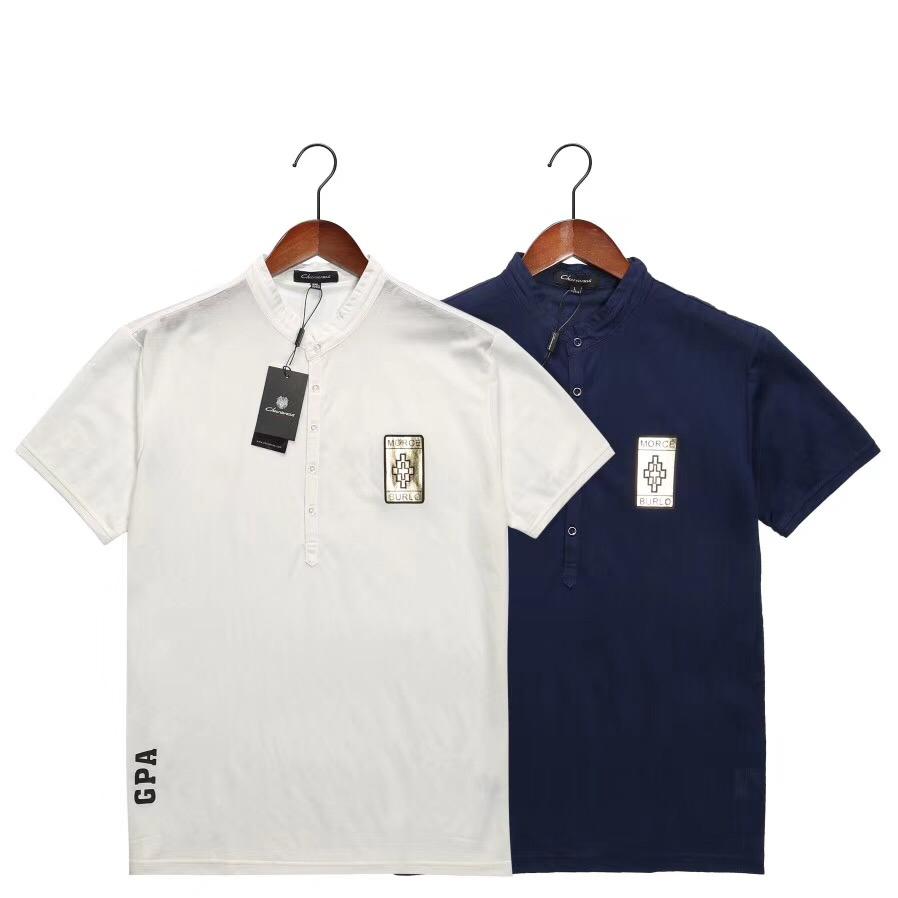男装夏季品牌T恤批发