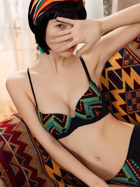 BodyStyle布迪设计18复古文胸