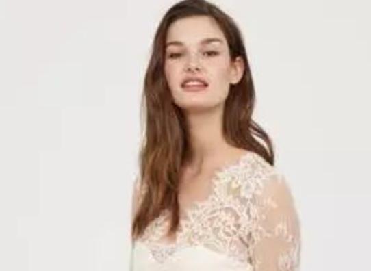 """H&M""""凯特王妃""""婚礼系列首上线  新品牌能否带动利润增长"""