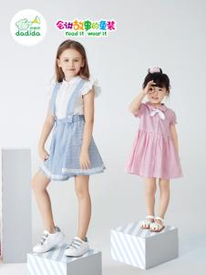 嗒嘀嗒夏装新款连衣裙