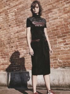 阿莱贝琳女装连衣裙
