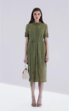 K·Fenfani凯·芬梵妮2018网纱连衣裙