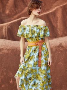 Carmen连衣裙