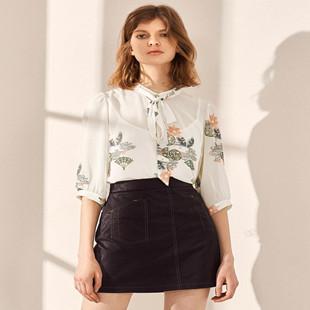 2018追求时尚的女装 追求时尚的布莎卡