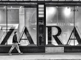ZARA成西班牙最值钱品牌 市值增幅21%