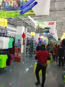 奥库运动户外超市服装系列