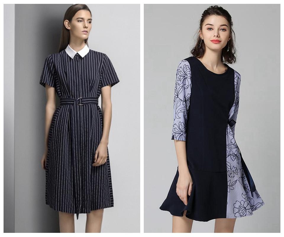 盈珂新款夏装高端折扣女装品牌【供应】