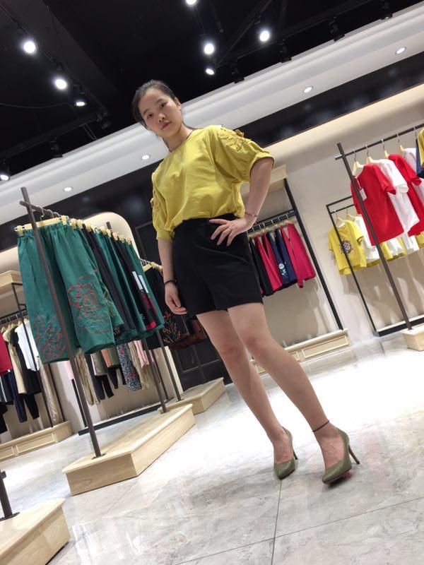 夏季素趣时尚生活自由个性品牌女装【供应】