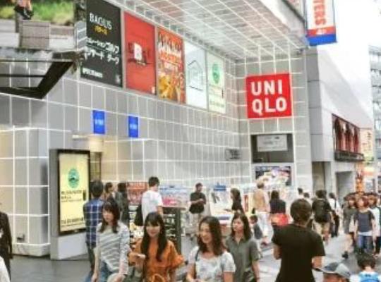国内外市场同步增长 优衣库赶超H&M和Zara再现曙光