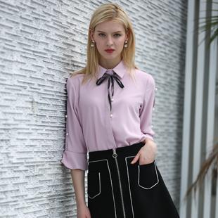 布伦圣丝女装品牌 简约、休闲、自然、清新