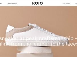 Chanel的意大利鞋匠打造 Koio完成A轮融资300万美元