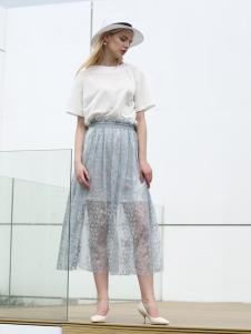 布伦圣丝BLSS新款半身裙