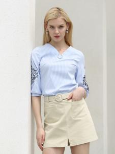 布伦圣丝BLSS新款短裙