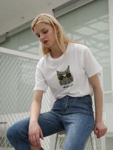 布伦圣丝BLSS新款T恤