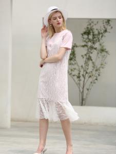 布伦圣丝新款连衣裙